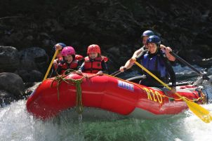 family rafting 5 9, 2010) — Lifestyle Holidays Vacation Club (LHVC), located in Puerto Plata ...
