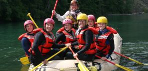 Family Rafting Package - Bronze