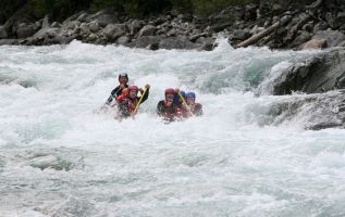 Stein River Extreme Rafting