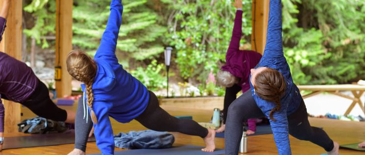 Camp Asana Retreat
