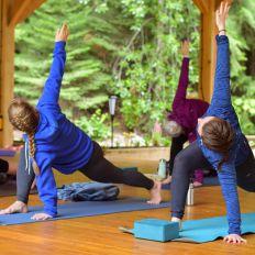 summer splash yoga retreat